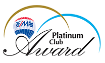 2016 RE/MAX Platinum Club Member